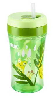 Kubek NUK EASY LEARNING FUN 18m+ 300 ml 750.774