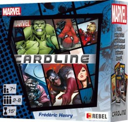 Cardline: Marvel gra REBEL