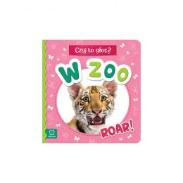 CZYJ TO GŁOS? W ZOO ROAR!